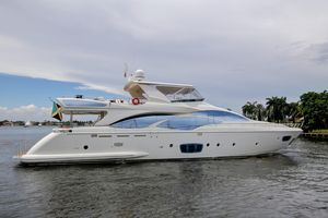 Used Azimut 2010 Motor Yacht For Sale