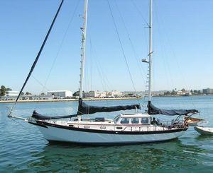 Used Ackerman Newporter 40 Cruiser Sailboat For Sale