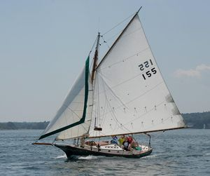 Used Jarvis Newman Friendship Sloop Antique and Classic Boat For Sale