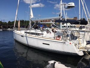 Used Jeanneau Sun Oddyssey 379 Cruiser Sailboat For Sale