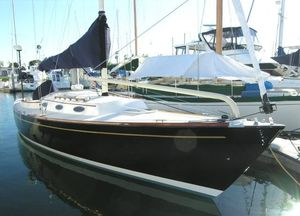 Used Alerion AE38 Cruiser Sailboat For Sale