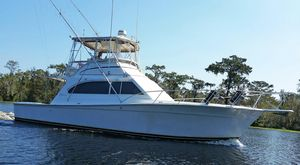 Used Egg Harbor 42 Convertible Sports Fishing Boat For Sale