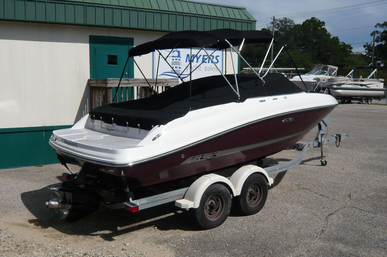 2012 Used Sea Ray 210 Slx Bowrider Boat For Sale 27 000
