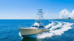 Used Merritt 43 Sports Fishing Boat For Sale