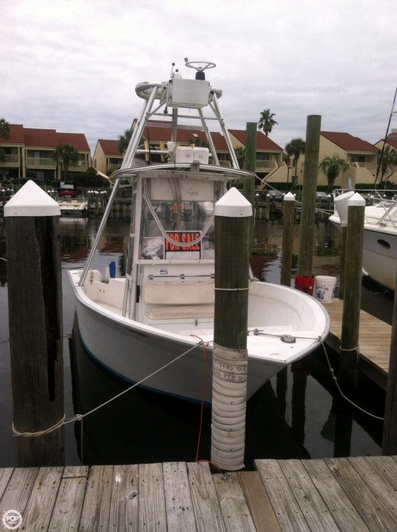 Used Cape Horn 19 Offshore Center Console Fishing Boat For Sale