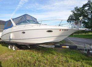 Used Larson 280 Cabrio Cruiser Boat For Sale