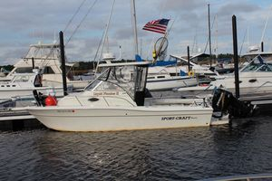 Used Sportcraft 241 Center Console Fishing Boat For Sale
