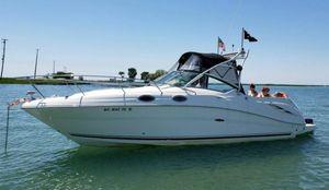 Used Sea Ray 270 Amberjack Cruiser Boat For Sale