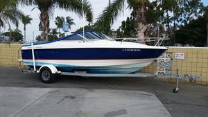 Used Bayliner 210 Cuddy Cruiser Boat For Sale