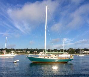 Used Sparkman & Stephens Walton 37 Cruiser Sailboat For Sale