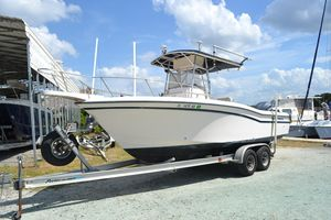 Used Grady-White 247 Advance CC Center Console Fishing Boat For Sale