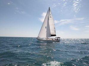 Used Morgan 384 Cruiser Sailboat For Sale
