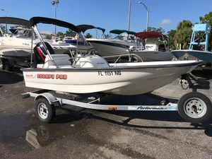 Used Boston Whaler 130 Sport Other Boat For Sale