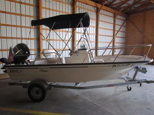 Used Boston Whaler 150 Montauk150 Montauk Center Console Fishing Boat For Sale