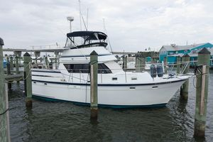 Used Gulfstar 38 Motor Cruiser Motor Yacht For Sale