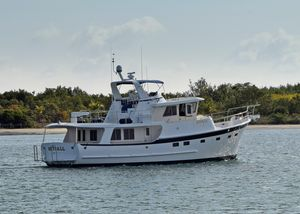 Used Krogen 52 Trawler Boat For Sale