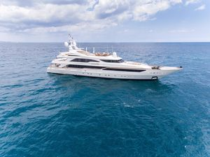 Used Benetti Golden Bay Series Motor Yacht For Sale