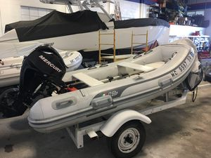 Used Ab Inflatables 10.6 Navigo VS Tender Boat For Sale