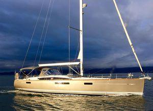 Used Jeanneau 57 Cruiser Sailboat For Sale