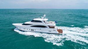 New Horizon E88 Motor Yacht For Sale
