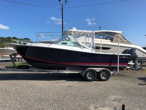 Used Regulator 26 Express Cruiser Boat For Sale