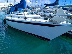 Used Ericson 38 Sloop Sailboat For Sale
