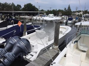 Used Sportsman 252 Open Center Console Fishing Boat For Sale