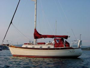 Used Ta Shing Tashiba 31 Cutter Sailboat For Sale