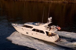 Used Regency Yachts 670 Pilothouse Motor Yacht For Sale