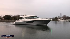 New Tiara 53 Coupe Motor Yacht For Sale
