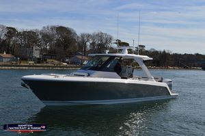 New Tiara Sport 34LS Center Console Fishing Boat For Sale