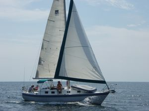Used Watkins 33 Cutter Sailboat For Sale