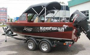 Used Kingfisher Accord 1925 Freshwater Fishing Boat For Sale
