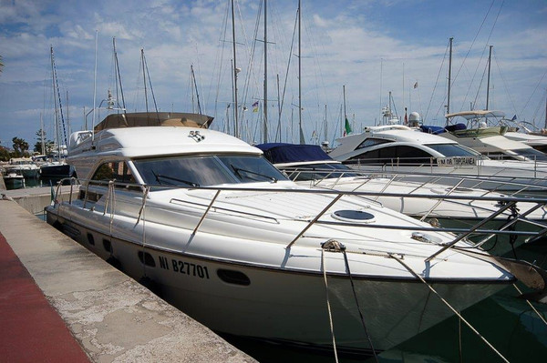 Used Princess 430 Motor Yacht For Sale