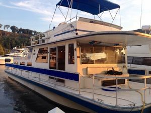 Used Gibson Standard House Boat For Sale