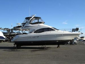 Used Sea Ray 420 Sedan Bridge Flybridge Boat For Sale