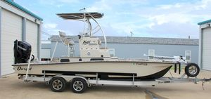 Used Dargel 250 HDX Center Console Fishing Boat For Sale