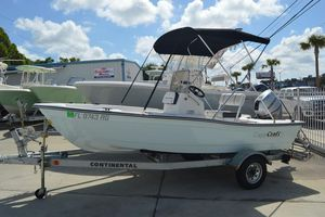 Used Cape Craft 160cc160cc Center Console Fishing Boat For Sale