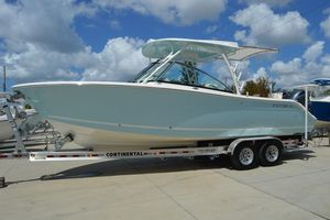 New Cobia 280 DC280 DC Bowrider Boat For Sale