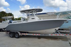 New Cobia 2400CC2400CC Center Console Fishing Boat For Sale