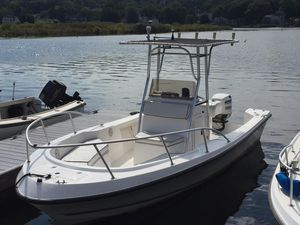 Used Mako 191cc Center Console Fishing Boat For Sale