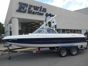Used Tige 22V Bowrider Boat For Sale