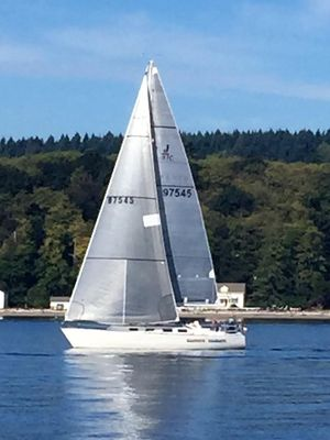 Used J Boats 37C Cruiser Sailboat For Sale