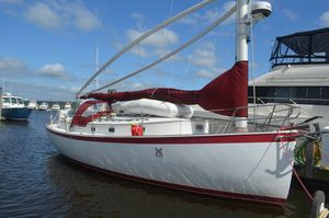 Used Hinterhoeller Nonsuch 30 Classic Cruiser Sailboat For Sale