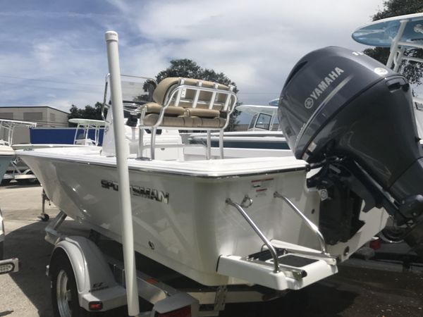 New Sportsman Boats 207 MASTERS207 MASTERS Bay Boat For Sale