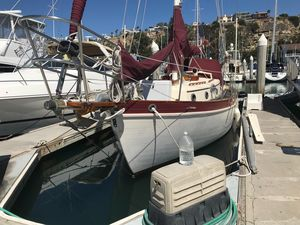 Used Pacific Seacraft Mariah Cruiser Sailboat For Sale
