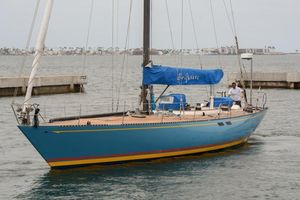 Used Frers 58 Cruiser Sailboat For Sale
