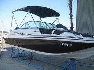 Used Hurricane 187 Sundeck Bowrider Boat For Sale