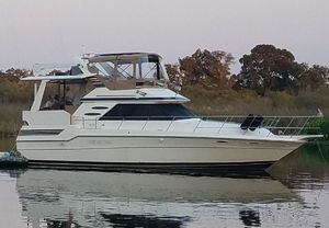 Used Sea Ray 415 Aft Cabin Cruiser Boat For Sale
