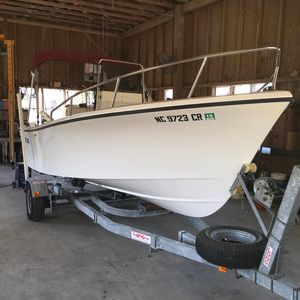 Used May-Craft 1850 Center Console Fishing Boat For Sale